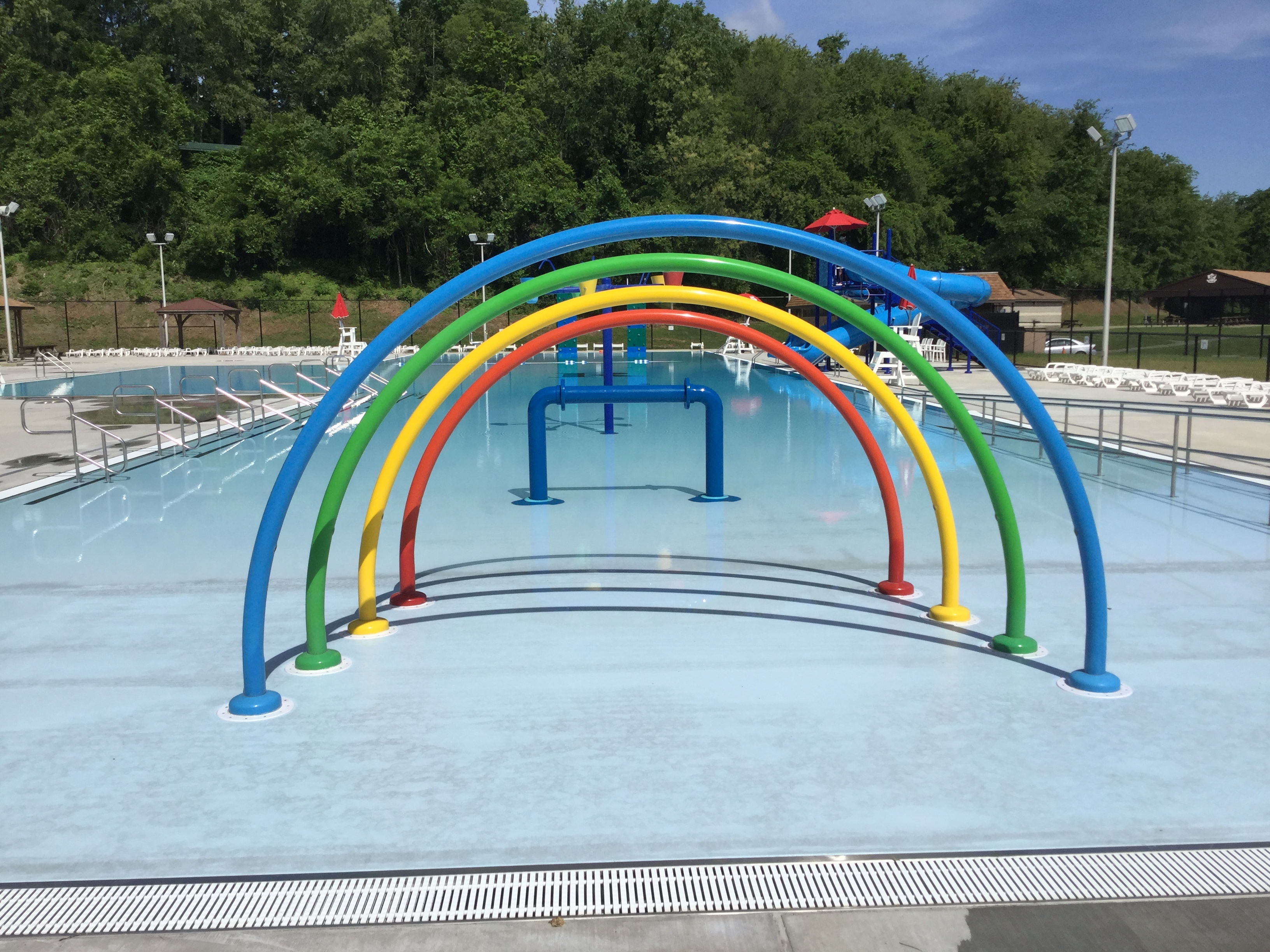 Robinson Township Pool Jeff Ellis Management