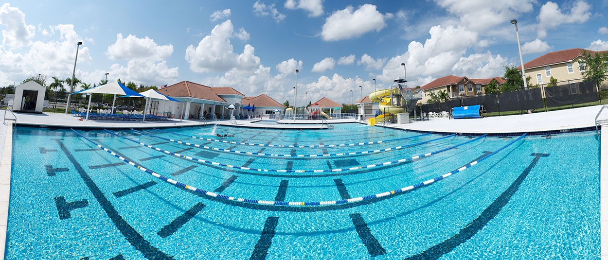 Caporella Aquatic Center Pool