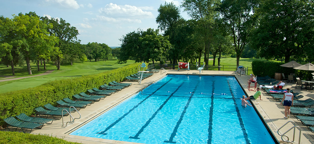 South Shore Country Club Pool Elgin Country Club Pool