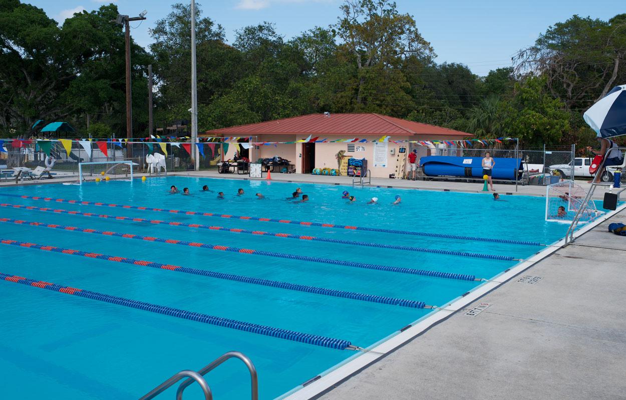 P J Meli Park Aquatic Complex Jeff Ellis Management