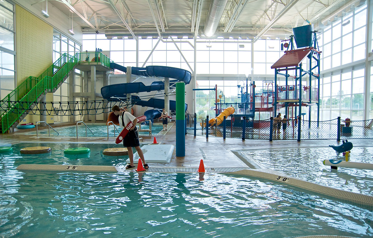Aquatic Center Vaughan Aquatic Center