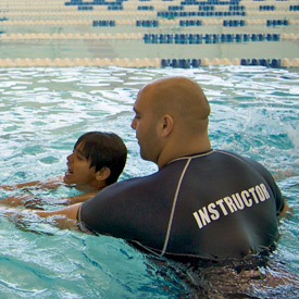 Jeff Ellis Swimming classes