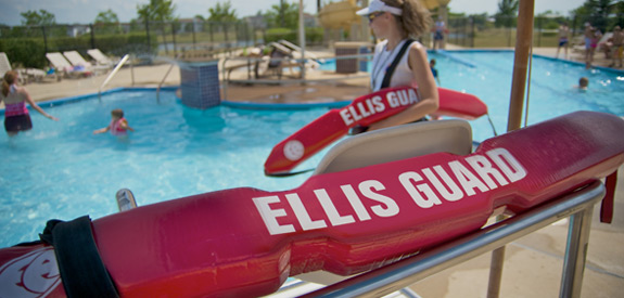 Jeff Ellis Management lifeguard
