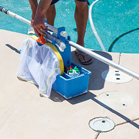 manage pool equipment and inventory