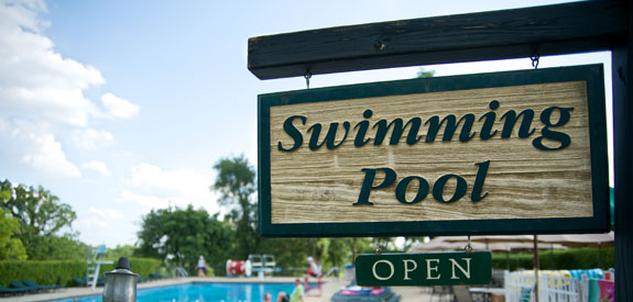 Open Swimming Pool Rentals
