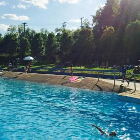 Pool Attendance High Despite Cool Weather Jeff Ellis Management