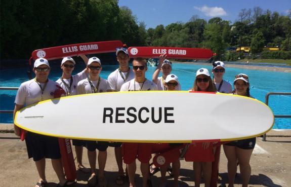 JEM Lifeguards have an amazing Job