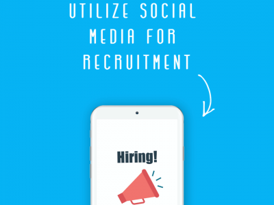 utilize social media for recruitment