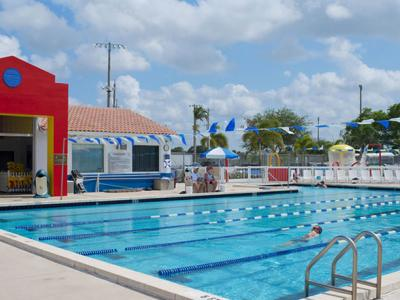 Jerry Resnick Aquatic Center