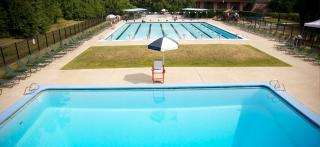 Oak Brook Swim and Tennis Club Pool