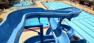 Nelson Sports Complex Pool at the Rolling Meadows Park District