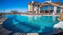Gaylord Rockies outdoor pool