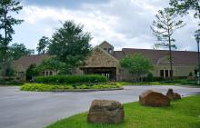 Benders Landing Estates community building
