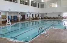 Cascades indoor pool