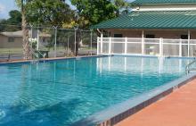 C W Thomas Pool