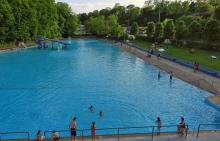 Borough of Dormont pool