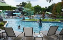 Hilton Anatole Pool