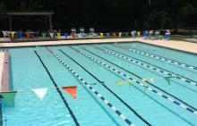 Hunters Ridge pool