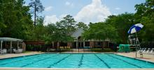 Kings River Village pool
