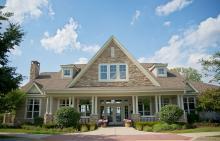 Lakewood Springs North community building