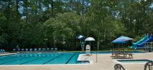 North Woodland Hills pool