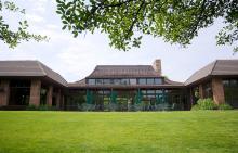 Oak Brook Swim and Tennis Club Clubhouse